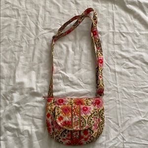 Vera Bradley- small cross body Purse